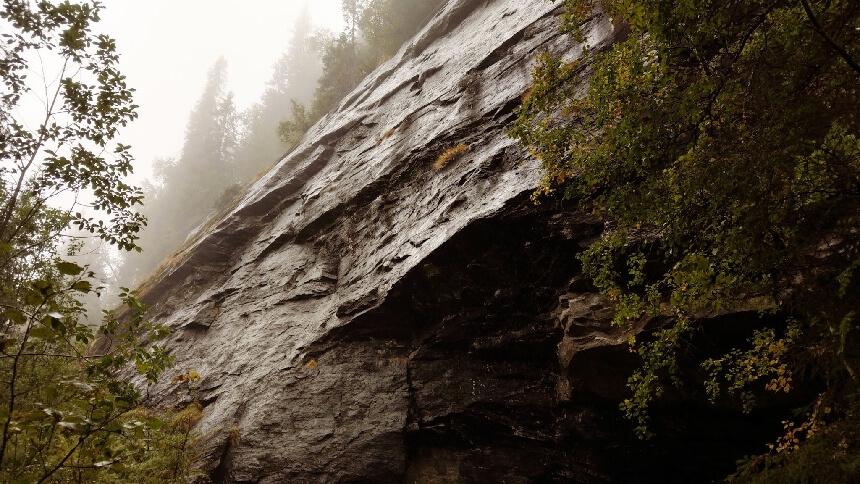 De mysterieuze grotten van Mo I Rana