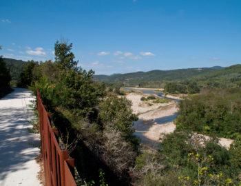 La Dolce Via: fietsen en wandelen over een oud spoortraject