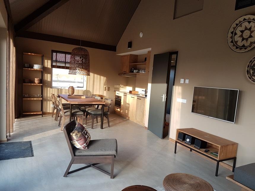 Safari Resort Beekse Bergen 6-persoons lodge
