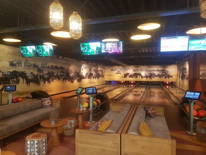 Bowlingbanen Pamoja Lounge