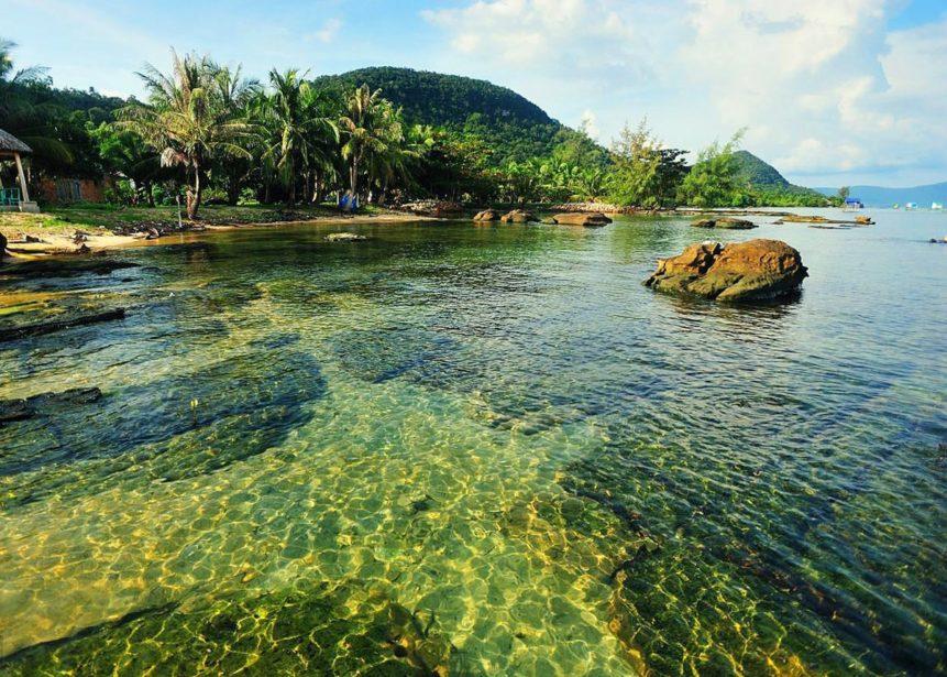Eilanden in Vietnam