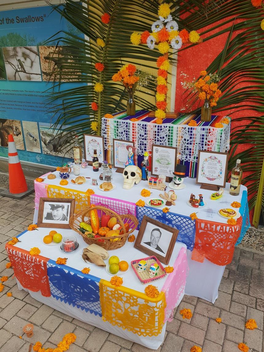 Mexico viert Dag van de doden - Día de los Muertos