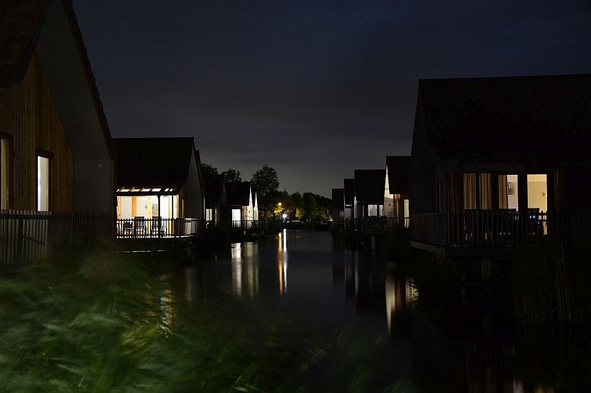 Vakantiewoningen van Landal aan het water bij de Reeuwijkse Plassen