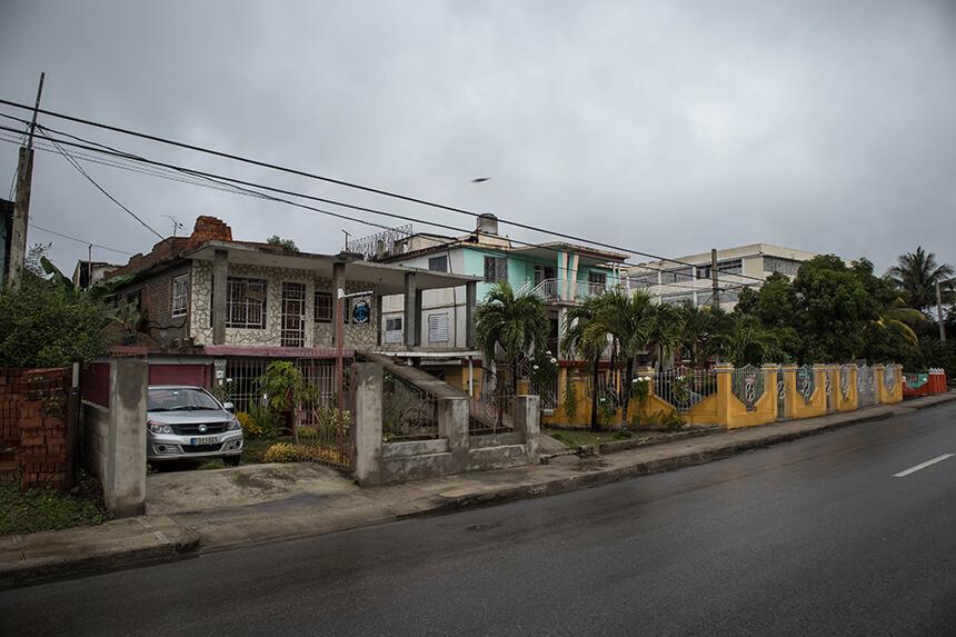 Huis in Las Tunas in Cuba