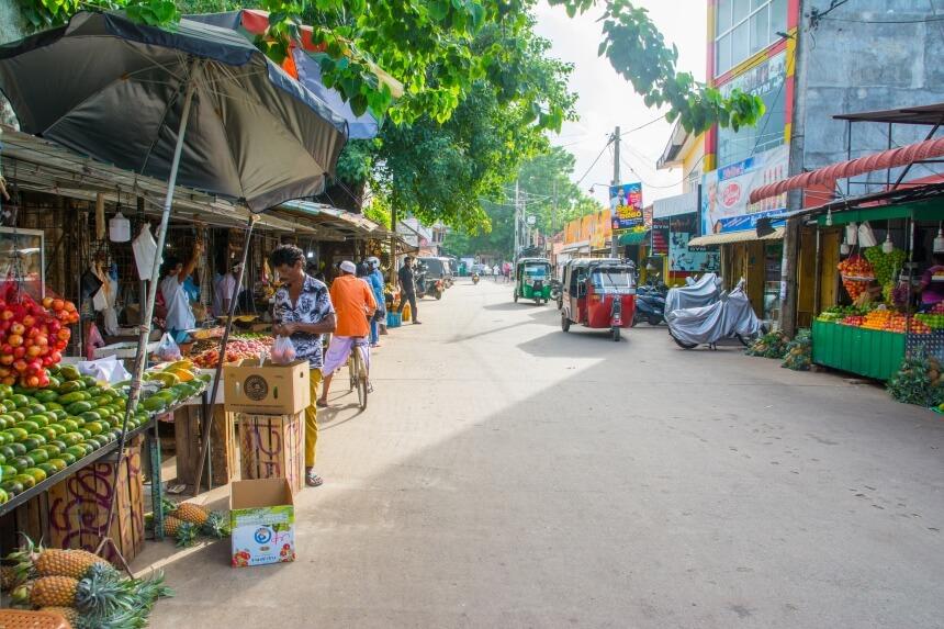 Markt in Negombo