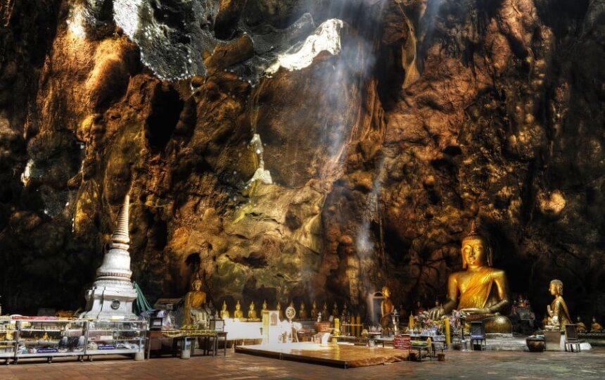 Petchaburi in Thailand