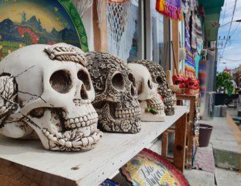 Mexico viert Dag van de doden – Día de los Muertos
