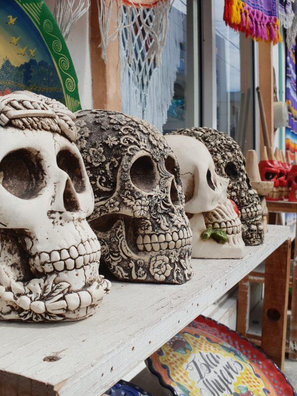 Dag van de Doden in Mexico