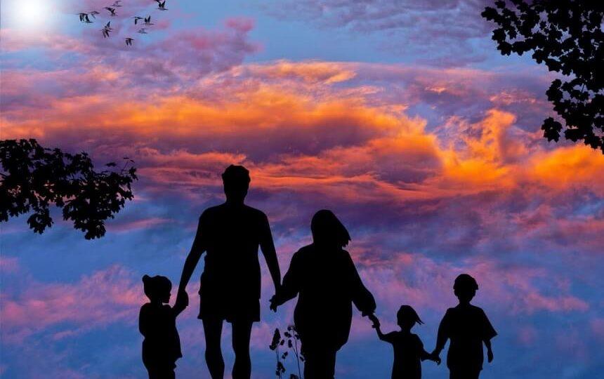 Familiereis in Australie