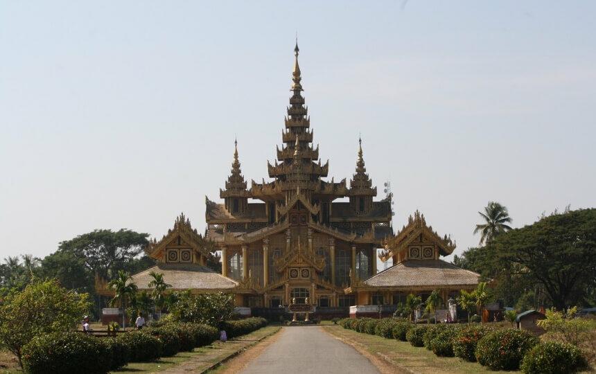 Bago in Myanmar