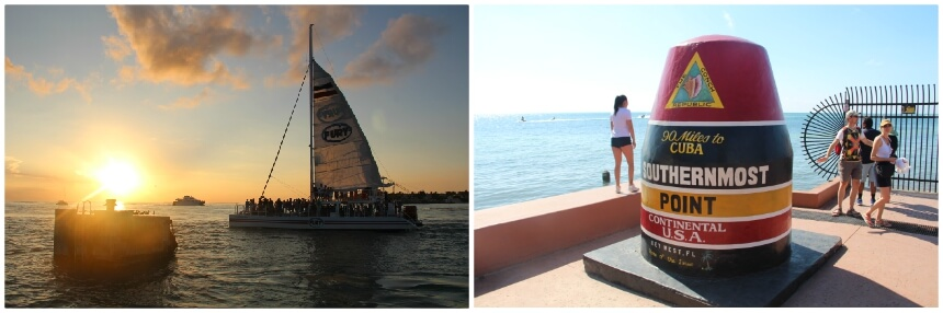Key West is een must see op de Florida Keys