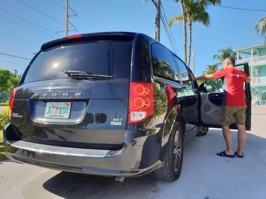 Huurauto van Sunny Cars in Miami