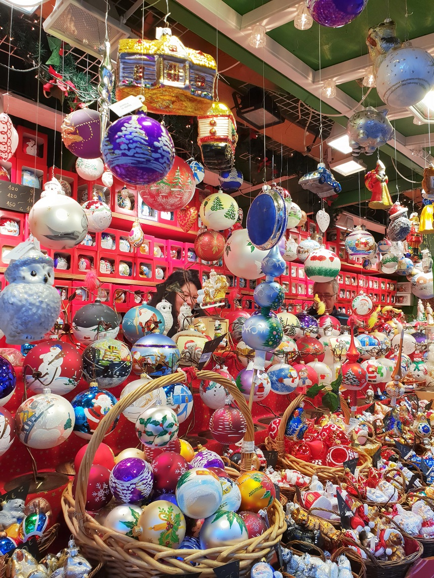 Kerstmarkt Metz