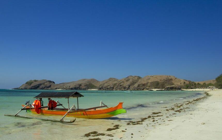 Lombok in Indonesië