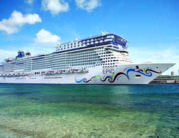 Zo ziet een vijfdaagse cruise eruit