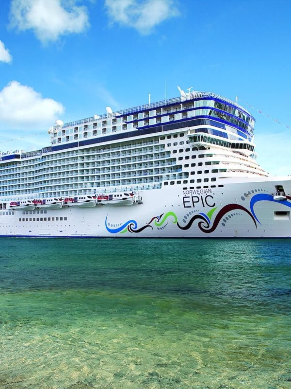 Norwegian Epic cruiseschip