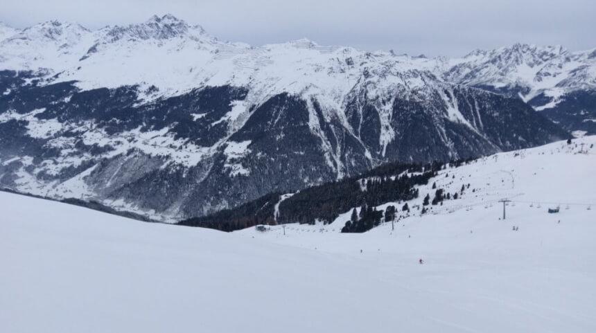 Off-piste paradijs in See in Tirol
