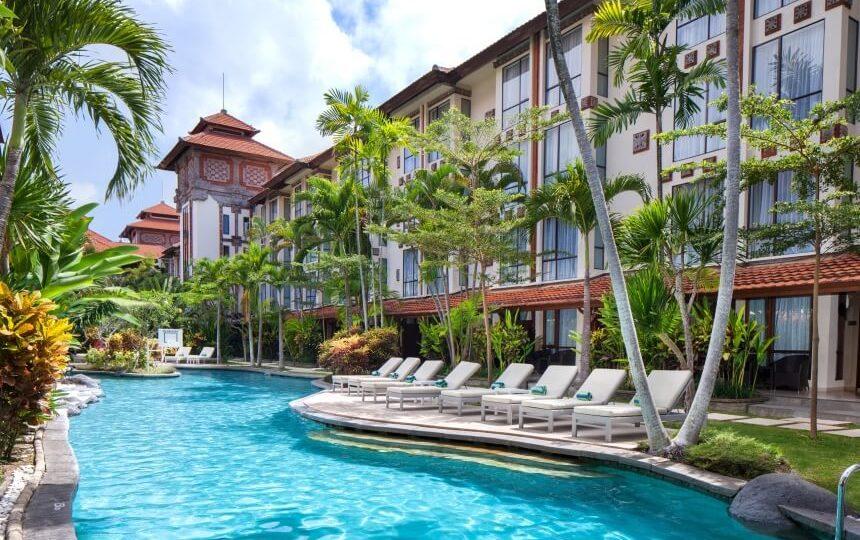 Prime Plaza Hotel in Sanur op Bali