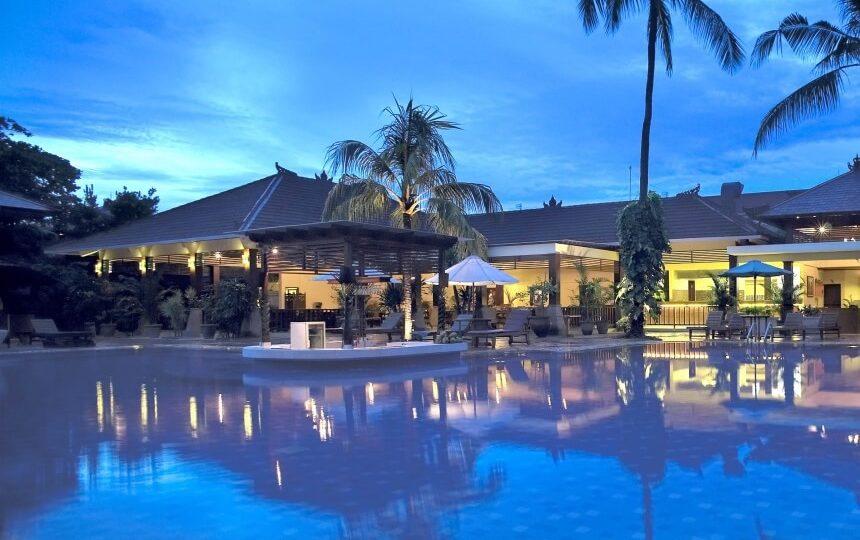Risata Bali Resort in Indonesie