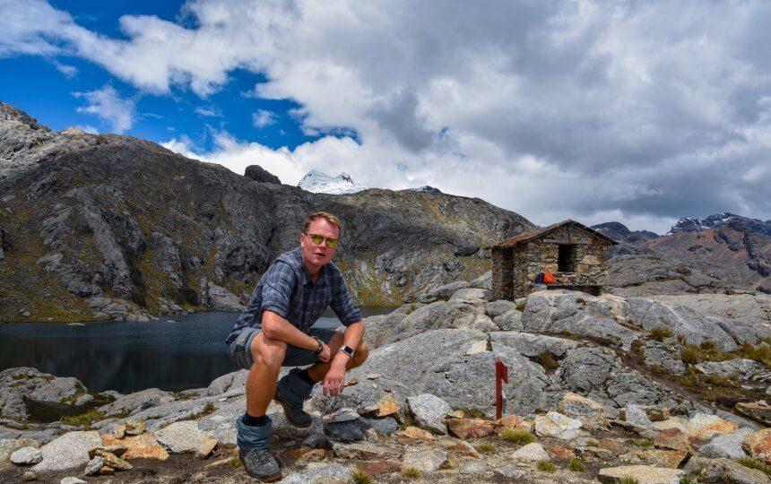Wandeltoch Santa Cruz in Peru