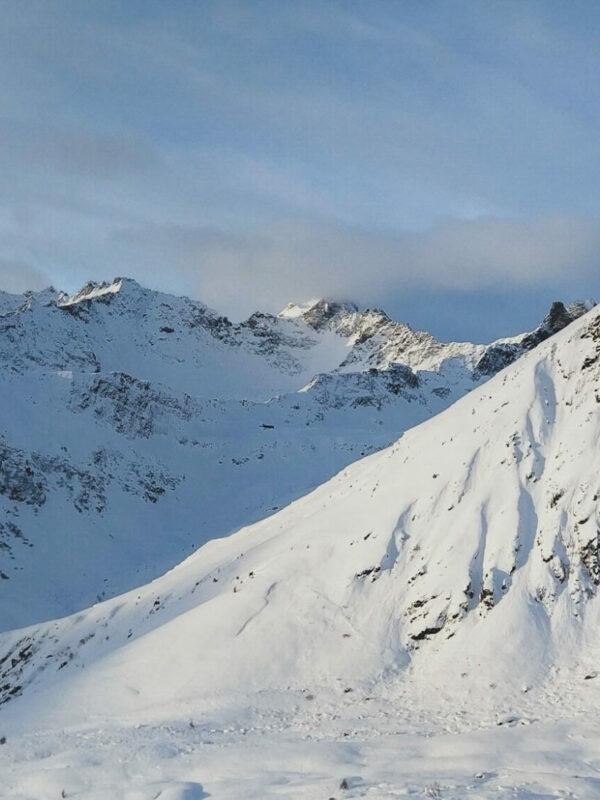 Sunny Mountain in Kappl