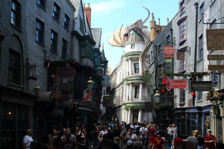 Groots aangepakt: Universal Studios Orlando