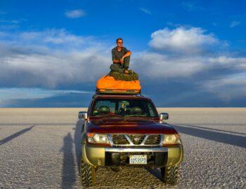 Uyuni: van 's werelds grootste zoutvlakte tot Dakar rally