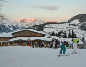 Leren skiën doe je in SkiWelt Wilder Kaiser – Brixental
