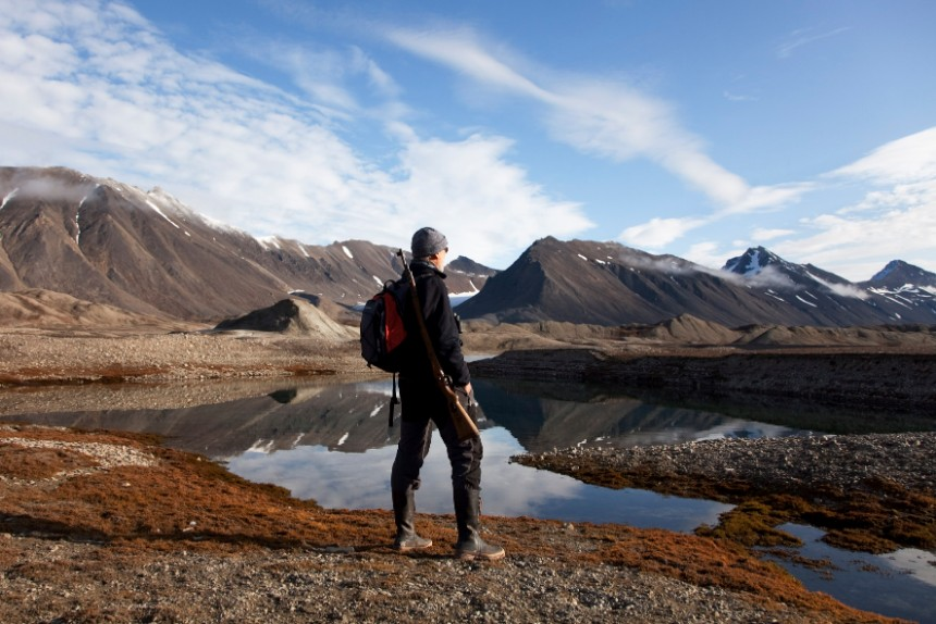 Spitsbergen poolreis