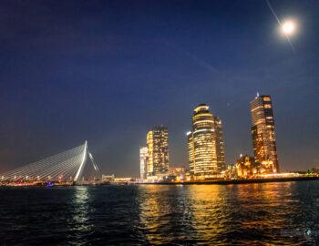 Rotterdam zonder rolkoffers