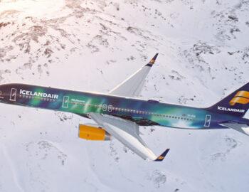 Met Icelandair de grote plas over