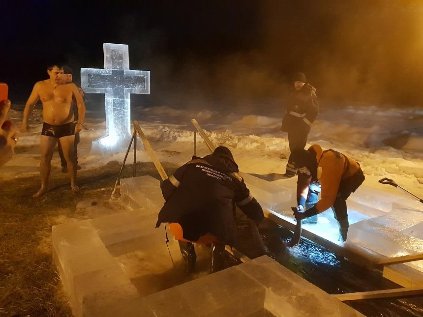 ijszwemmen rusland