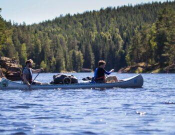 Kanotocht Zweden: less comfort, more life