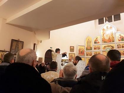 kerkdienst rusland
