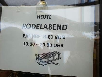 Rodelabend Tirol