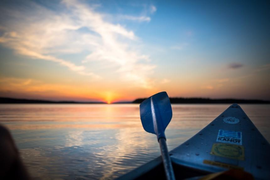 Klaar voor less comfort, more life? Check deze kanotocht Zweden: de Blöm-Fox route