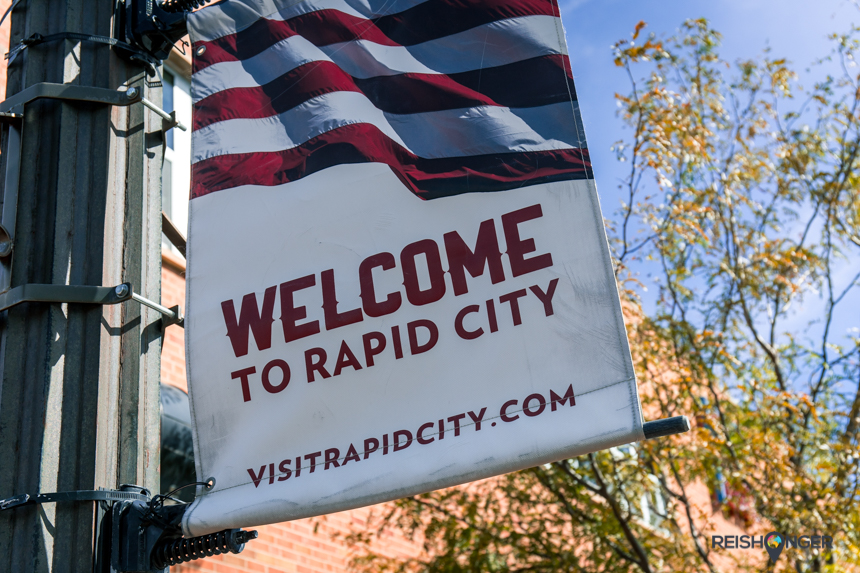 Welkom in Rapid City
