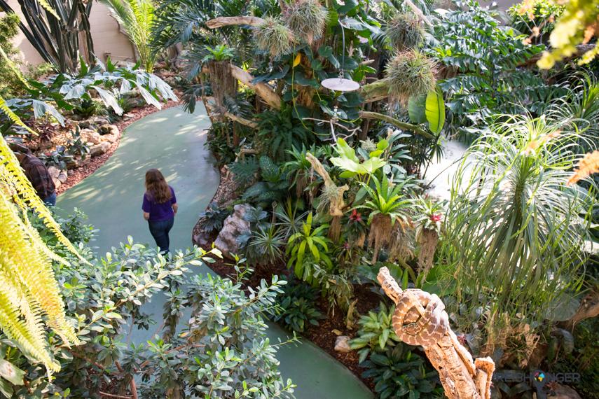 Reptile Gardens is de grootste dierentuin ter wereld op het gebied van reptielen