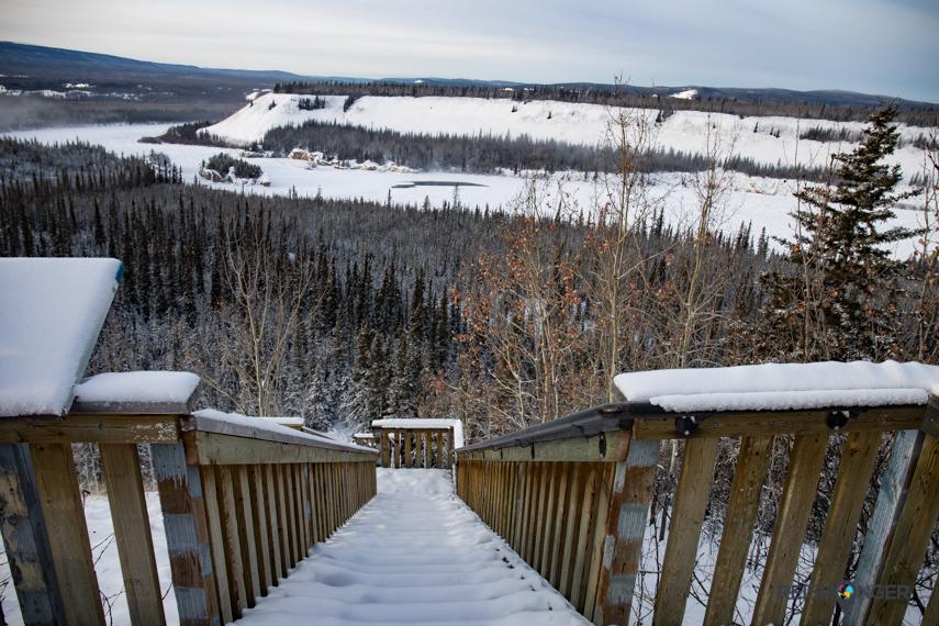Winters Yukon