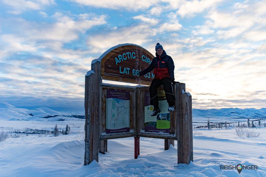 Arctic Circle Yukon