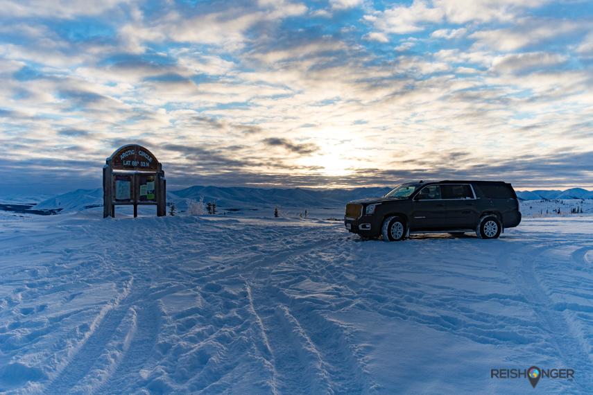Poolcirkel Yukon