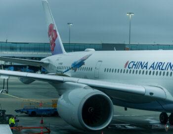 Met China Airlines naar Taiwan