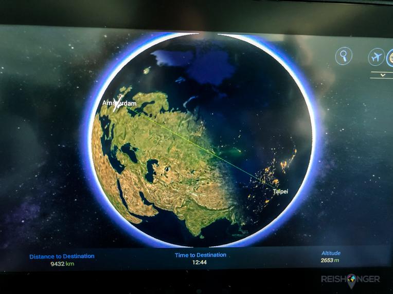 Voyager 3D is een leuke applicatie die vanuit alle hoeken de route en huidige positie weergeeft