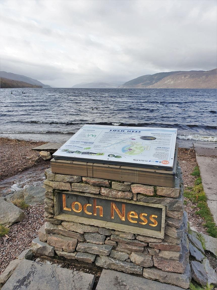 Loch Ness Nessie