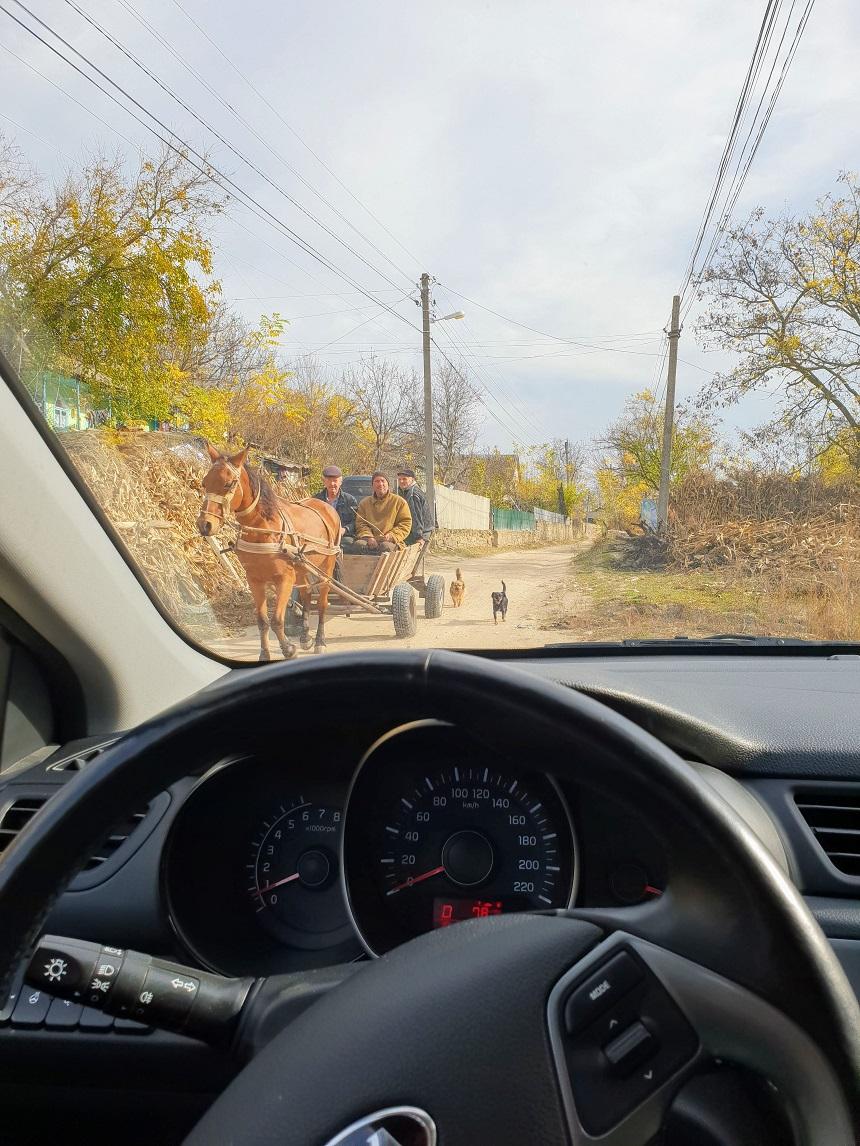 autorijden in moldavië