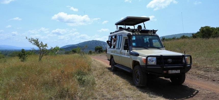 Reizen naar Rwanda