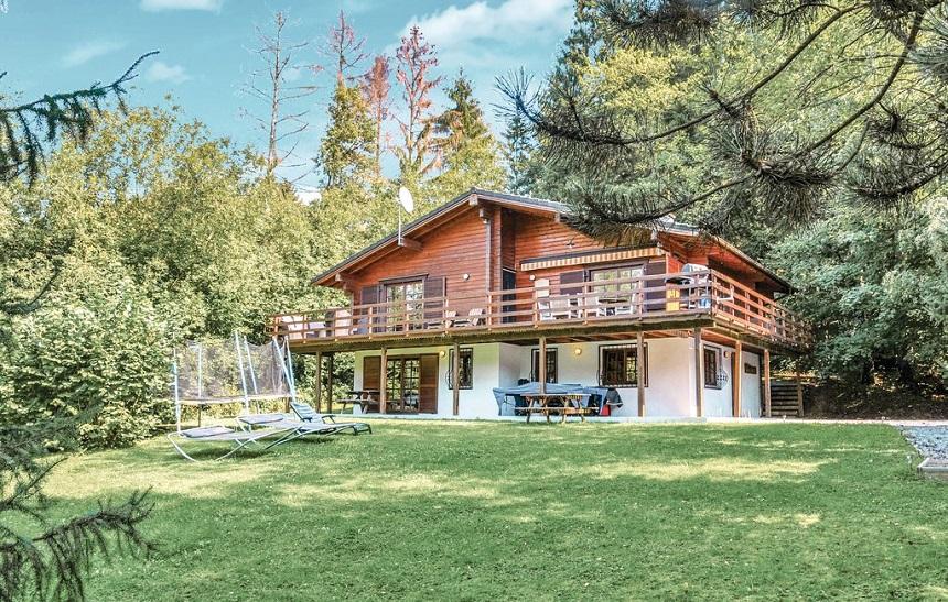 BLX058 vakantiehuis Ardennen Novasol