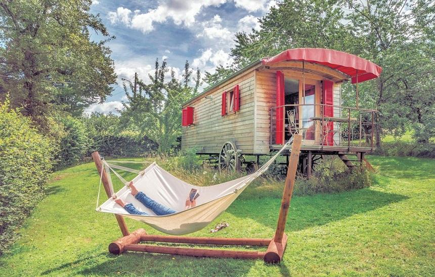 BLX162 vakantiehuis Ardennen Novasol