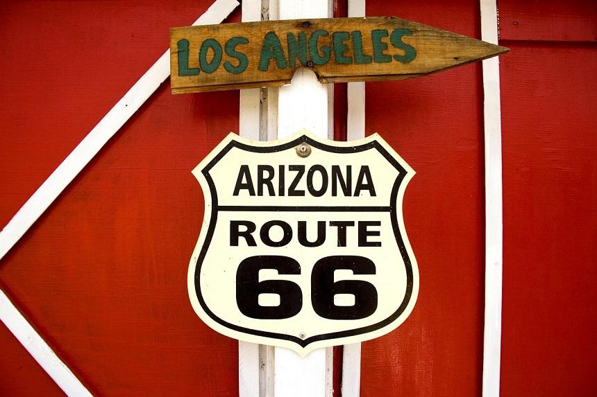 route 66 Amerika