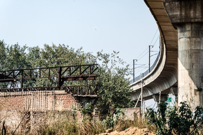 Badarpur-oprukkend beton